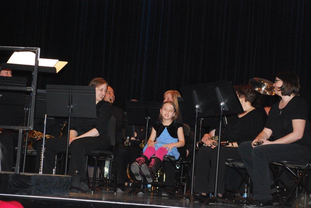 Concert Chapeau - Photo 1 (16 Mars 2014)