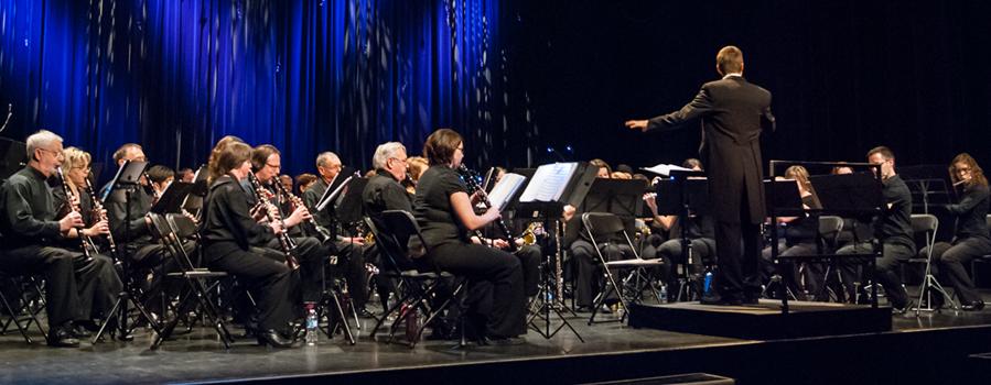 Concert Dix ans dans le vent – Clarinette